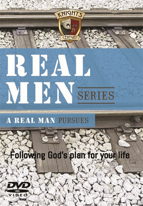 REAL MEN: A Real Man Pursues - Video Download